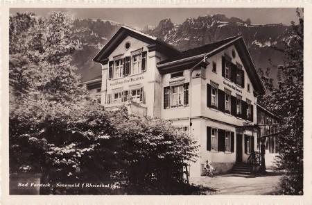 Sennwald Foto Edition Guggenheim&Co., Zürich, Nr. 17138 A Dep. _RU