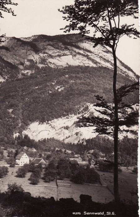 Sennwald Foto Gross, St. Gallen, Nr. 11276 _RU