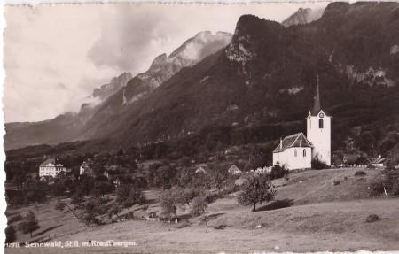 Sennwald Foto Gross, St. Gallen, Nr. 11278, 1934 _RU