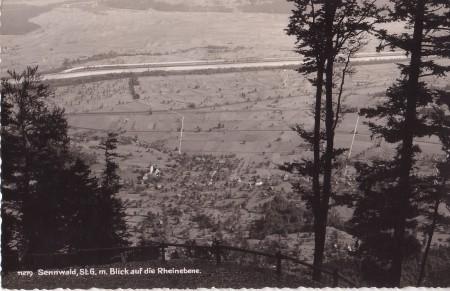 Sennwald Foto Gross, St. Gallen, Nr. 11279, 1934 _RU