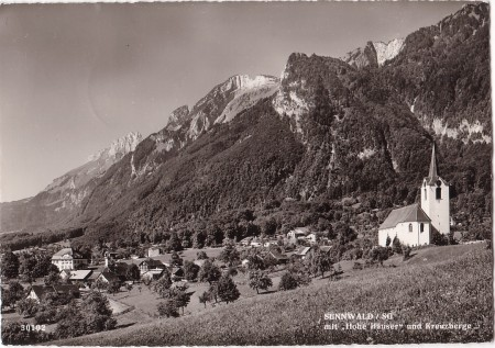 Sennwald Foto Gross, St. Gallen, Nr. 30192, 1958 _RU