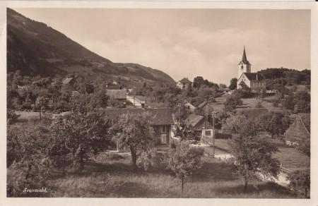 Sennwald Foto H. Dinkelacker, Altstätten, Nr. 16 _RU