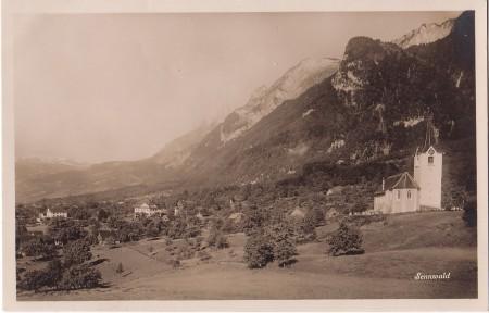 Sennwald Foto H. Dinkelacker, Altstätten, Nr. 47 _RU