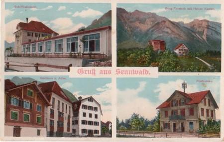 Sennwald Foto Jac. Ittensohn, St. Margrethen, No. 347 _RU
