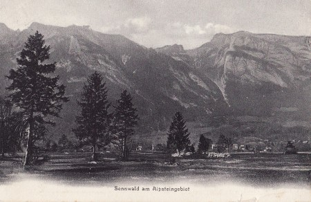 Sennwald Foto Jac. Ittensohn, St. Margrethen, Nr. 243 _RU