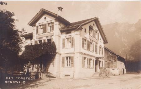 Sennwald Foto Phot. E. Biegger, Buchs _RU
