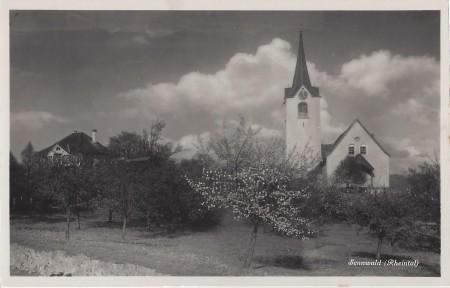Sennwald Foto Phot. Verlag H. Dinkelacker, Altstätten, Nr. 148 _RU