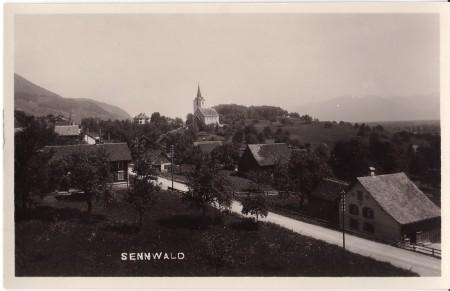 Sennwald Foto Photo E. Biegger, Buchs _RU