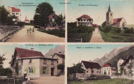 Sennwald Foto Verlag A. Hane, Rorschach, Nr. 12 67626 _RU