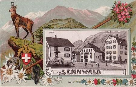 Sennwald FotoEdition Guggenheim&Co. ZH, 20032 (14516) _RU