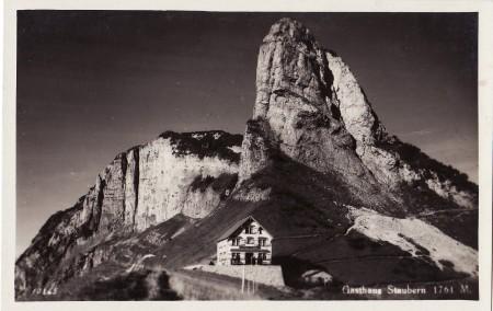 Staubern Foto Andr. Hane, Rorschach, Nr. 10265 _RU