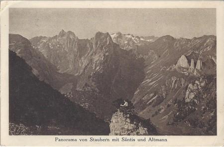Staubern Foto H. Hablützel, Zürich 8 _RU