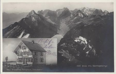 Staubern Foto Hans Gross, St. Fiden, Nr. 3145 _RU