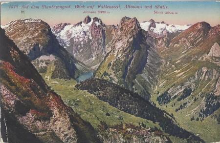 Staubern Foto Paul Bender, Zollikon, ZH, Nr. 1513 _RU