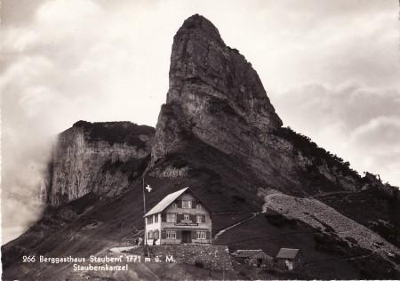 Staubern Foto Photo&Verlag Fritz Zwissler, St. Gallen, Nr. 266 _RU