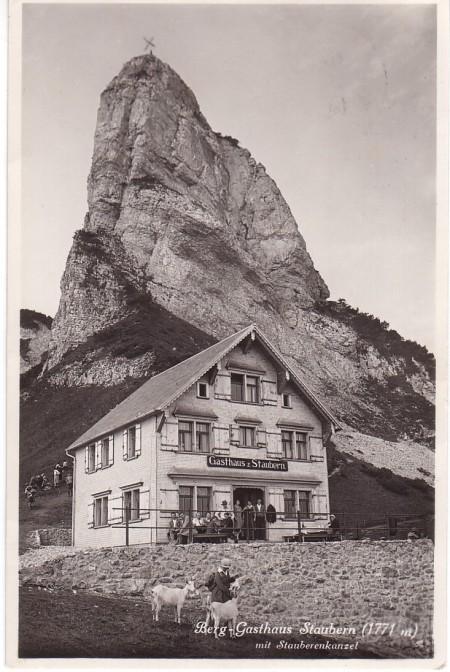 Staubern Foto Photoglob-Wehrli&Vouga&Co. AG, ZH, J 819 _RU