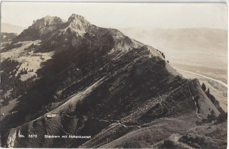 Staubern Foto Postkarten-Verlag Max Burkhardt, Arbon, No. 5570 _RU