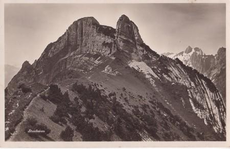 Staubern Foto Verlag Ernst Eisenhut, Krontal SG, Nr. 874 _RU