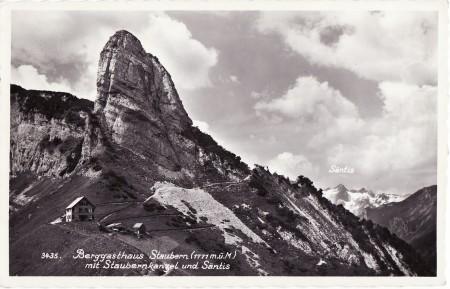 Staubern Foto-Verlag Josef Fischer, St. Gallen-Ost, Nr. 3435 _RU