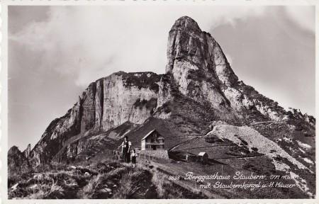 Staubern Foto-Verlag Josef Fischer, St. Gallen-Ost, Nr. 3538 _RU