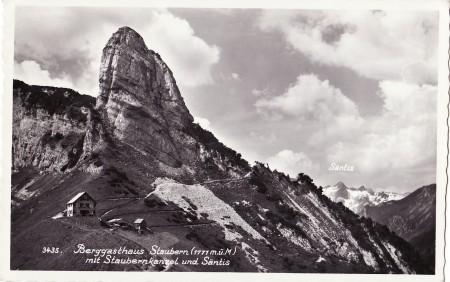 Staubern Foto-Verlag Josef Fischer, St.Gallen-Ost, Nr. 3435 _RU